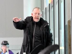 Frank Gentges - Trainer ESC Wohnbau Moskitos Essen - © by Eishockey-Magazin (DR)