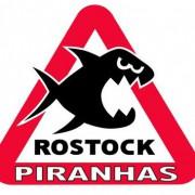 Rostock Piranhas erneut gegen TecArt Black Dragons und Herner EV
