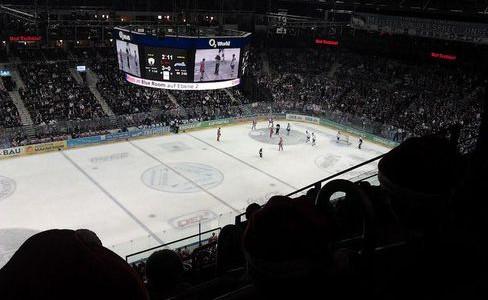Mit dem azurblauen Eishockey sieht es alles andere als rosig aus
