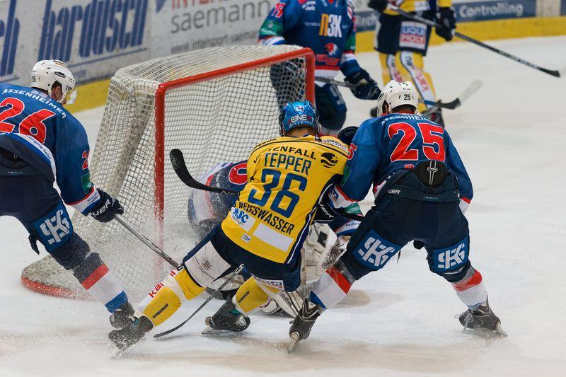 weisswasser eishockey