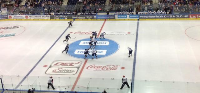 Eisbären retten noch einen Punkt gegen Hamburg