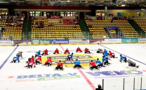 Kapazität der Eissporthalle Frankfurt auf 6.770 Zuschauer erhöht