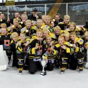 Die Knaben des Krefelder EV'81 sind Deutscher Meister 2015/16