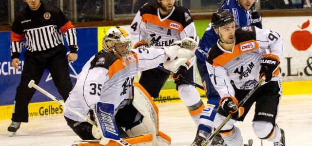 5:2 – Huskies schlagen Frankfurt zum Playoff-Auftakt