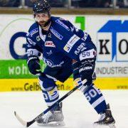 Mathias Müller weiterhin im Trikot der Bayreuth Tigers