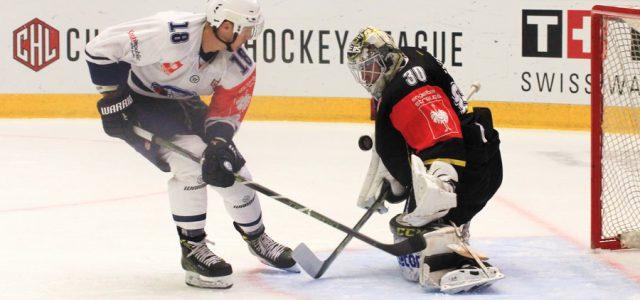 HC Pilsen weist Stavanger Oilers in die Schranken