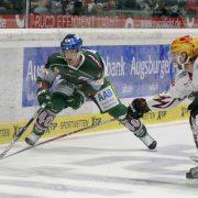 Augsburger Panther halten auch Center Evan Trupp