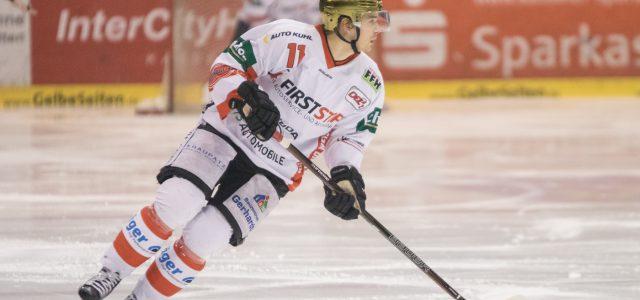 Tigers nehmen finnischen Angreifer unter Vertrag