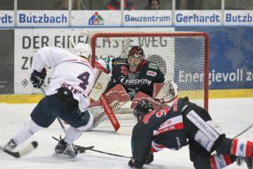 EC Bad Nauheim gegen Heilbronner Falken