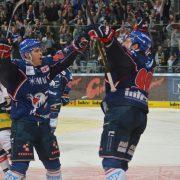 Endras & Co. holen sich den zweiten Sieg für die Adler Mannheim
