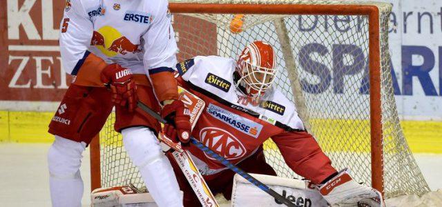 Blick in das EBEL-Semifinale: Klagenfurt verliert auch zweites Halbfinalduell gegen Salzburg