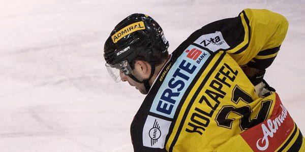 Blick in das EBEL-Viertelfinale Holzapfel besiegt Innsbrucker Haie im Alleingang