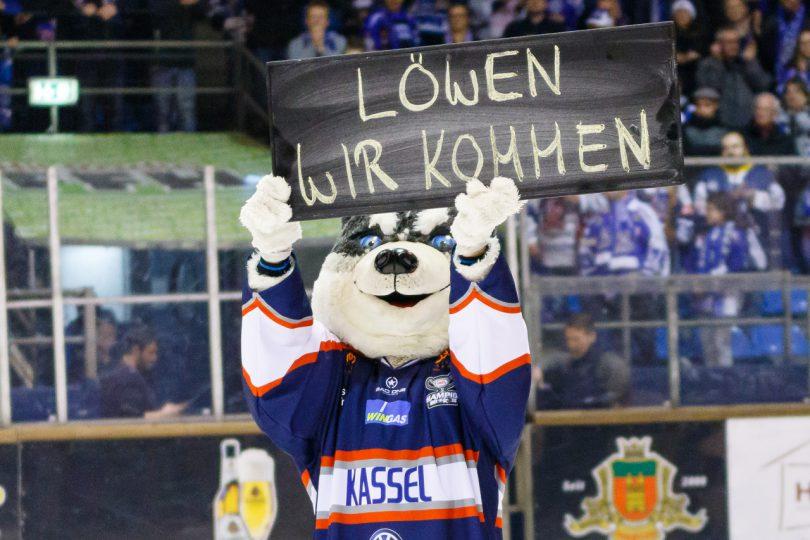 Maskottchen Herkules, Löwen wir kommen - © by Eh.-Mag. (SD)