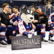 Kassel Huskies gewinnen Viertelfinale gegen Weißwasser – nun Halbfinale gegen Frankfurt