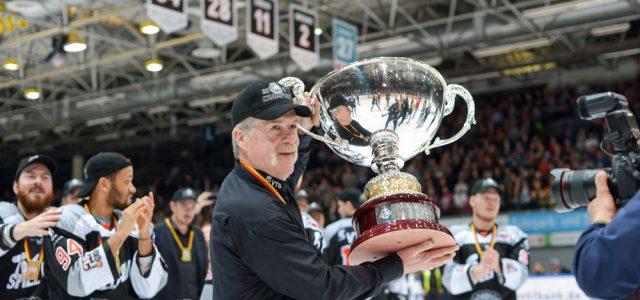 Auftakt am Dienstag: Löwen Frankfurt treffen im Viertelfinale auf Kassel Huskies /  Drittes Aufeinandertreffen in den Playoffs in Folge