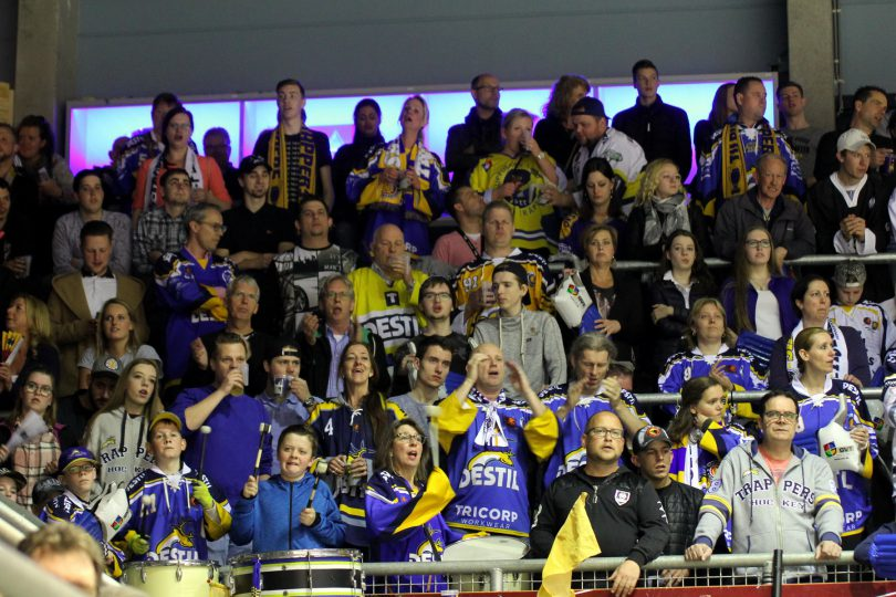 POHF 4: Trappers vs. Moskitos 6:4 - © by Eh.-Mag. (DR)
