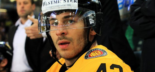 Perfekt: Yasin Ehliz wagt das Abenteuer Calgary Flames
