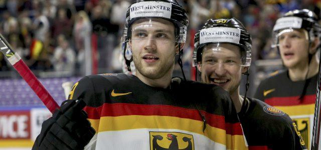 Nationalmannschaft: NHL-Star Leon Draisaitl im Anflug auf Berlin, Dennis Seidenberg folgt