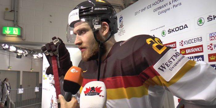 NHL-Star Leon Draisaitl führt die DEB-Auswahl als Kapitän aufs Eis