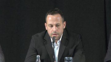 Bundestrainer Marco Sturm