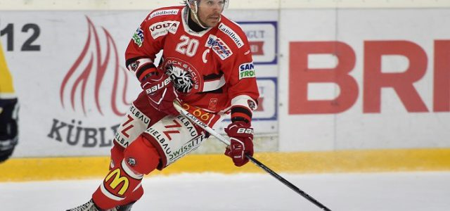 Adrian Wichser verlängert beim EHC Winterthur