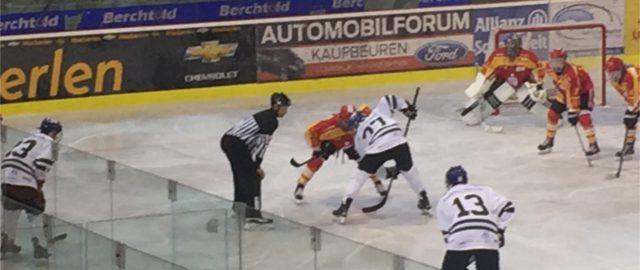Kaufbeurer DNL besiegt Augsburg 4:2