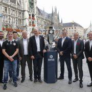 Die Champions Hockey League zeigt in München ihr neues Gesicht