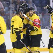 Vienna Capitals wahren mit 5:3-Heimsieg gegen Zug CHL-Aufstiegschance