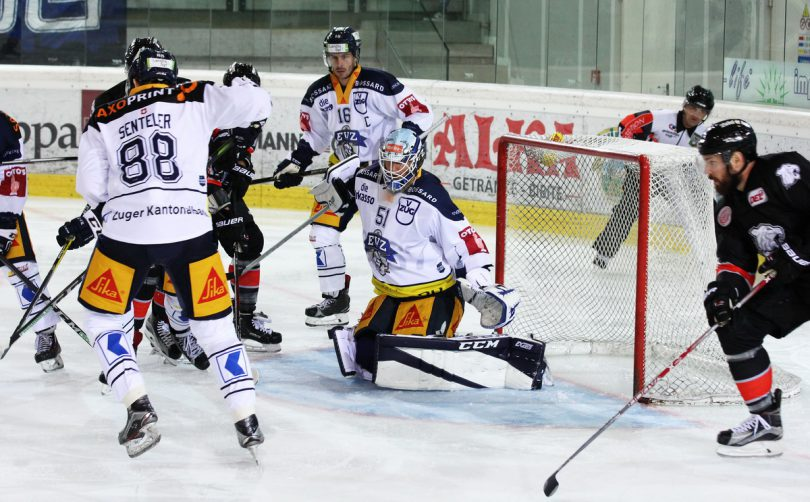 Thomas Sabo Ice Tigers vs. EV Zug - © by Eh.-Mag. (DR)