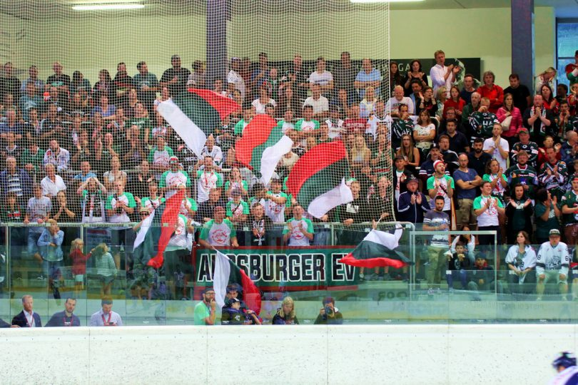 AEV-Fans beim Finale - © by Eh.-Mag. (DR)