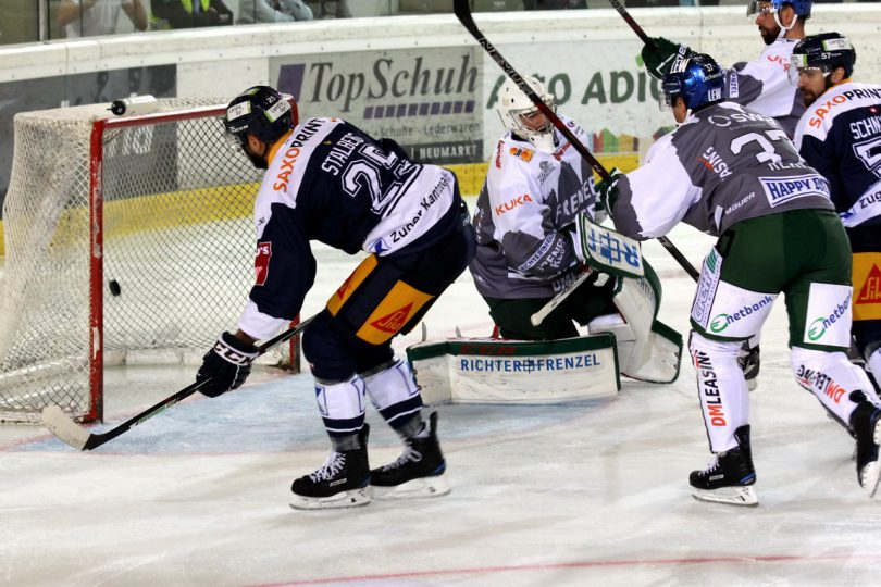 Finale: EV Zug vs. Augsburger Panther - © by Eh.-Mag. (DR)
