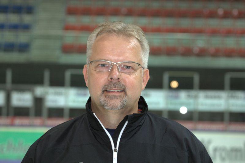 Trainer Jari Pasanen - © by Eh.-Mag. (MK)