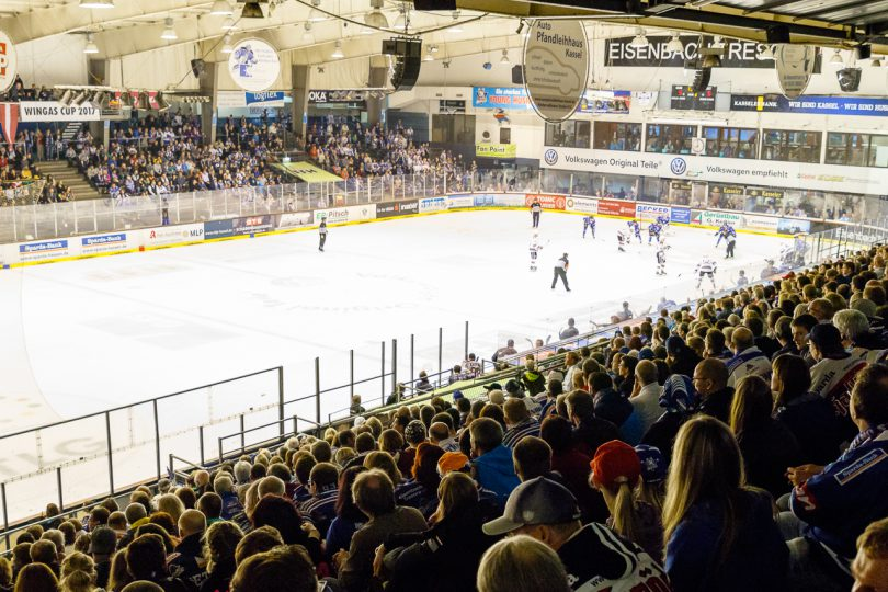 Eissporthalle Kassel - © by Eh.-Mag. (SD)