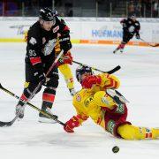 3:5: DEG unterliegt trotz zeitweise guter Leistung den Thomas Sabo Ice Tigers