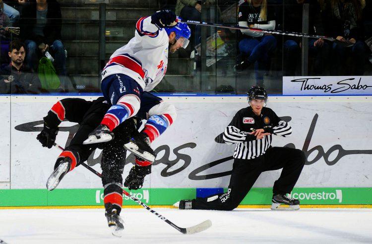 Ice Tigers fehlt das Glück im Penaltyschießen