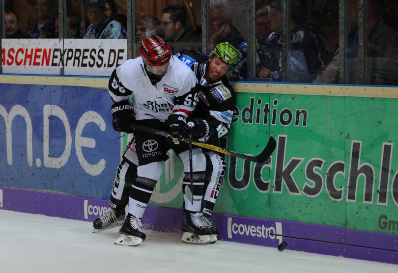DEL: Iserlohn Rooster vs. Kölner Haie Copyright: Jan Brueggemann, Eishockey Magazin
