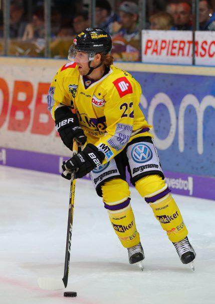 Kurt Davis DEL: Iserlohn Rooster vs. Krefeld Pinguine Copyright: Jan Brueggemann, Eishockey Magazin