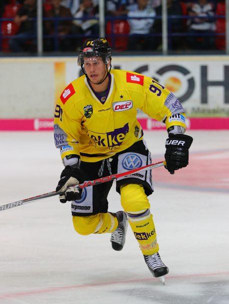 Tommy Kristiansen DEL: Iserlohn Rooster vs. Krefeld Pinguine Copyright: Jan Brueggemann, Eishockey Magazin