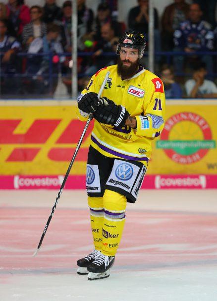 Antonin Manavian DEL: Iserlohn Rooster vs. Krefeld Pinguine Copyright: Jan Brueggemann, Eishockey Magazin