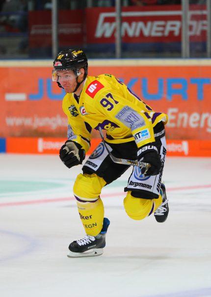 Joel Keussen DEL: Iserlohn Rooster vs. Krefeld Pinguine Copyright: Jan Brueggemann, Eishockey Magazin