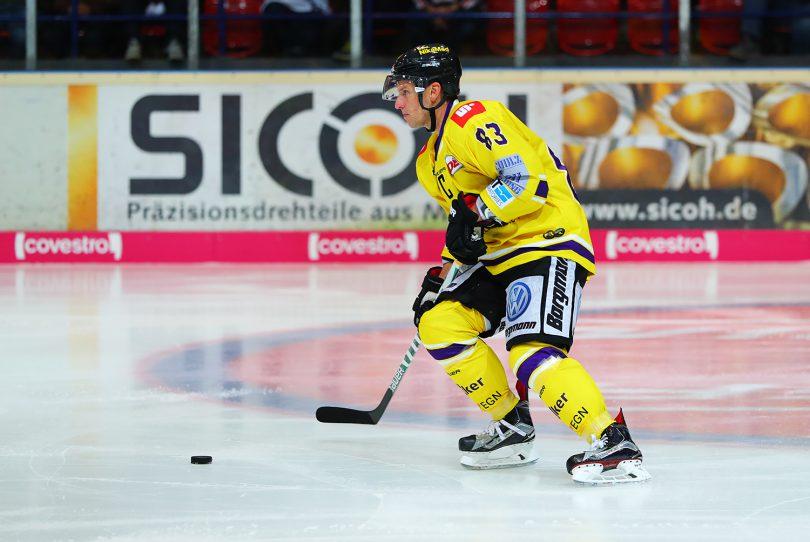 Adrian Grygiel DEL: Iserlohn Rooster vs. Krefeld Pinguine Copyright: Jan Brueggemann, Eishockey Magazin