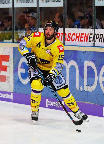 Mikko Vainonen DEL: Iserlohn Rooster vs. Krefeld Pinguine Copyright: Jan Brueggemann, Eishockey Magazin