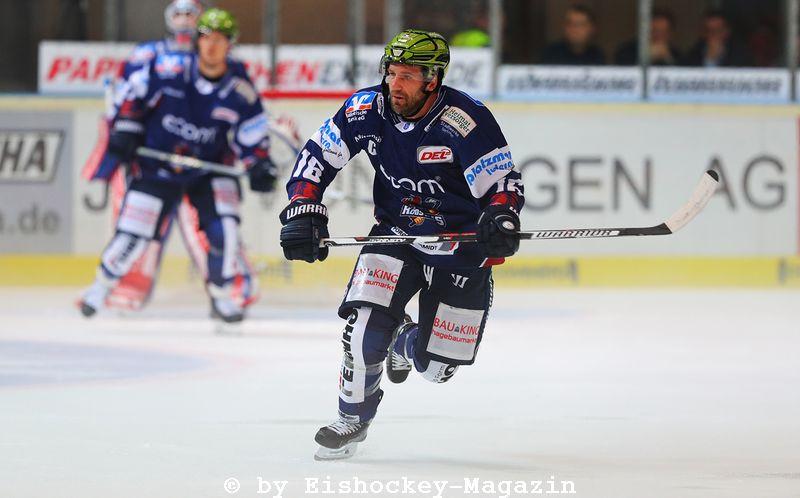 Jason Jasper DEL: Iserlohn Rooster vs. Schwenninger Wild Wings Copyright: Jan Brueggemann, Eishockey Magazin