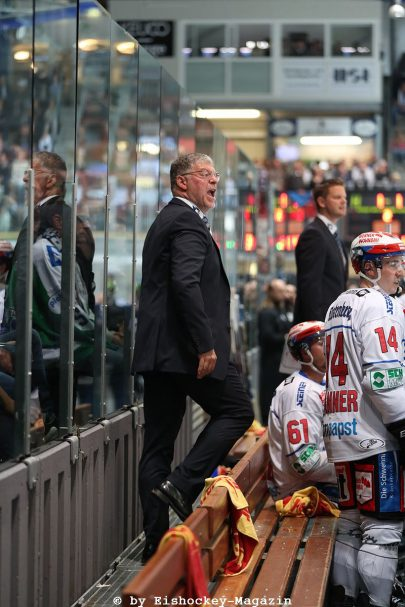 Pat Cortina DEL: Iserlohn Rooster vs. Schwenninger Wild Wings Copyright: Jan Brueggemann, Eishockey Magazin