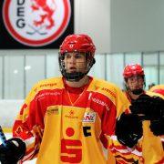 DEB: Tim Wohlgemuth bei der U20-Nationalmannschaft
