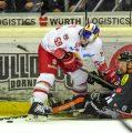 EBEL, 12. Spieltag: Bulldoggen aus Dornbirn nehmen Bullen aus Salzburg auf die Hörner