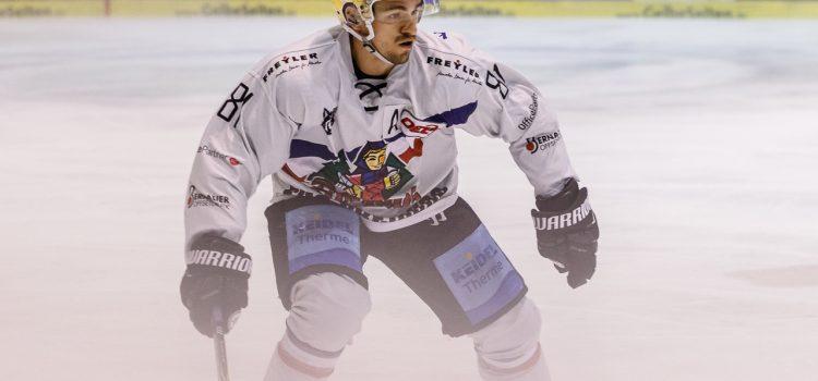 Chris Billich verstärkt die Dresdner Eislöwen