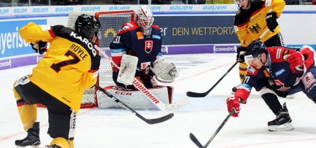 D-Cup: Auch im zweiten Spiel nichts zu holen für das DEB-Team
