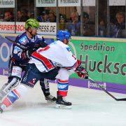 Nach dem Sieg gegen Mannheim: Roosters wollen den Schwung mit nach Krefeld nehmen