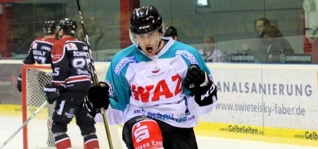 Moskitos stechen sechsmal zu und entführen drei Punkte aus Duisburg